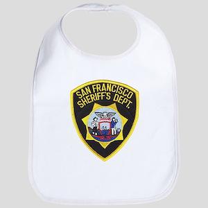 San Francisco Sheriff Bib