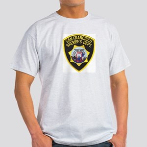 San Francisco Sheriff Light T-Shirt