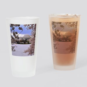 TJ Memorial 3 9X12 Drinking Glass