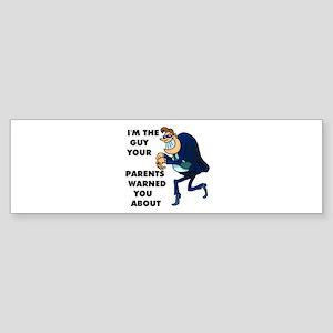 I'M THE GUY Bumper Sticker