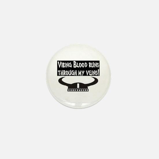 VIKING BLOOD Mini Button