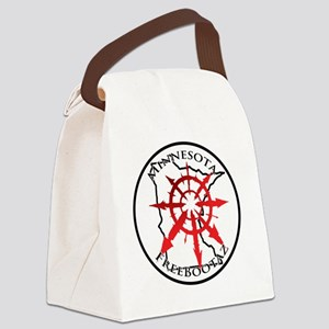 Minnesota Freebootaz Canvas Lunch Bag