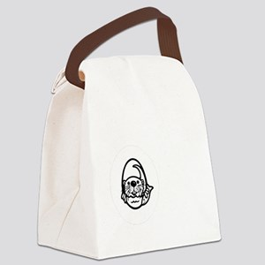 Get Otter Here. Canvas Lunch Bag