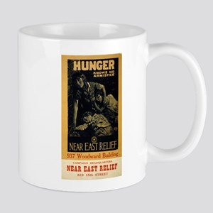 Hunger Knows No Armistice - M Leone Bracker - 1919