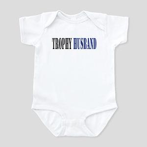 Trophy H Blue Infant Bodysuit