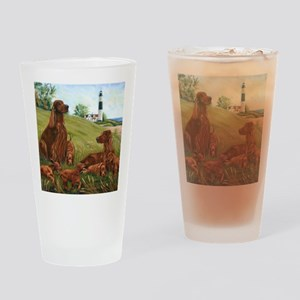 Family Fun Drinking Glass