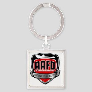 AA/FD Square Keychain