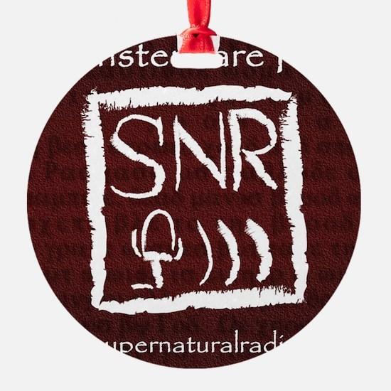 New SNRadio Logo Ornament