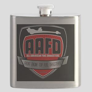 AAFD Black Flask