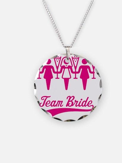 Team Bride (Bachelorette Par Necklace