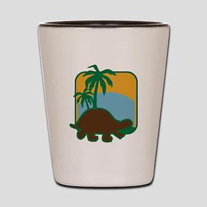 Schildkröte Shot Glass