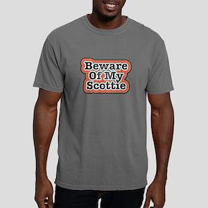 Beware Of My Scottie T-Shirt
