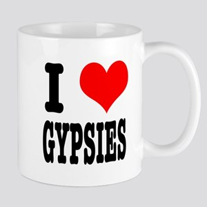 I Heart (Love) Gypsies Mug