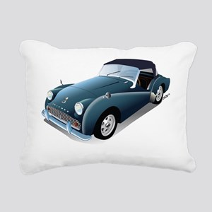 British classic Rectangular Canvas Pillow