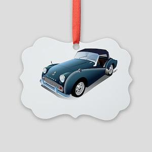British classic Picture Ornament