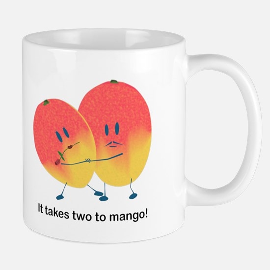Two To Mango Coffee Mug