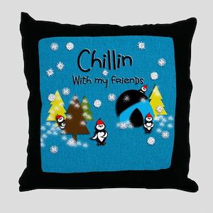 Little Critters - Chillin Throw Pillow
