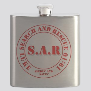 SAR Luke 19:10 Flask