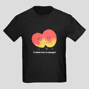 Two To Mango Kids Dark T-Shirt