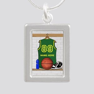 BBALL LARGE Necklaces