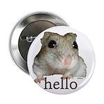 """Hello... Goodbye 2.25"""" Button"""