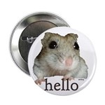 """Hello... Goodbye 2.25"""" Button (100 pack)"""