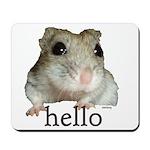 Hello... Goodbye Mousepad