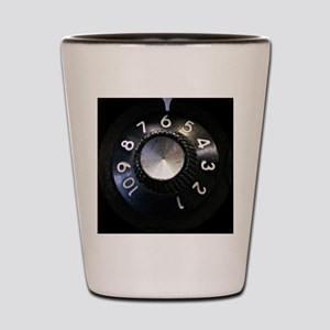 Amp Volume Knob Shot Glass