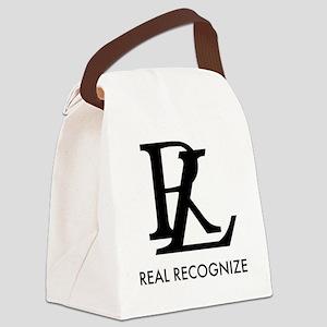 RL Logo Canvas Lunch Bag