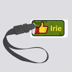 Irie Button Small Luggage Tag