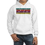 People Too Weak Hooded Sweatshirt