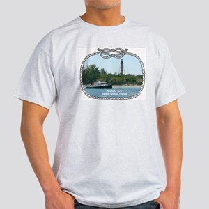 Anclote Key Lighthouse Light T-Shirt