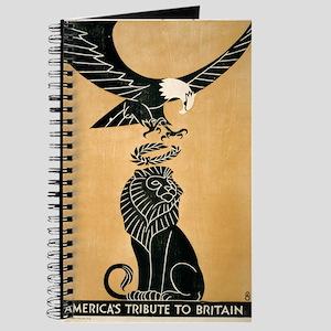 Americas Tribute To Britain - Frederic G Cooper -