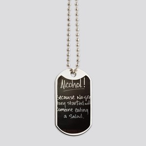 The truth about Alcohol Dog Tags
