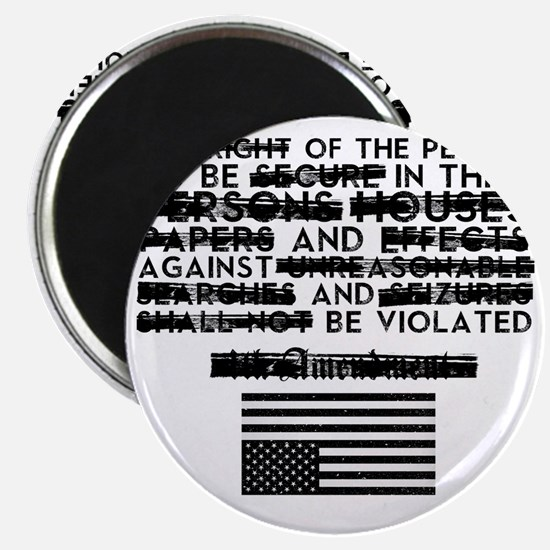 4th Amendment Magnet