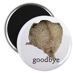 "Goodbye 2.25"" Magnet (10 pack)"