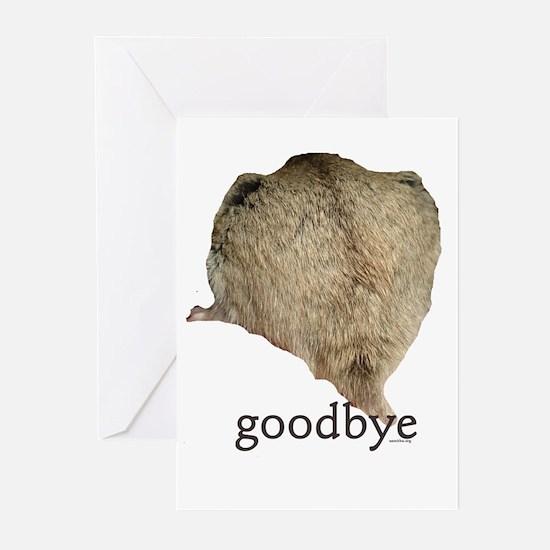 Goodbye Greeting Cards (Pk of 10)