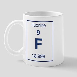 Fluorine Mug