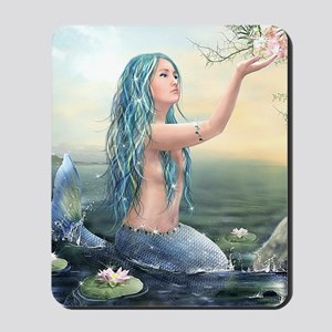 Beautiful Mermaid Mousepad