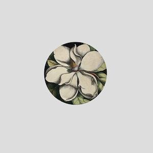 Vintage Magnolia Mini Button