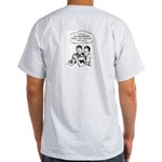 Malamute's World -Ash Grey T-Shirt