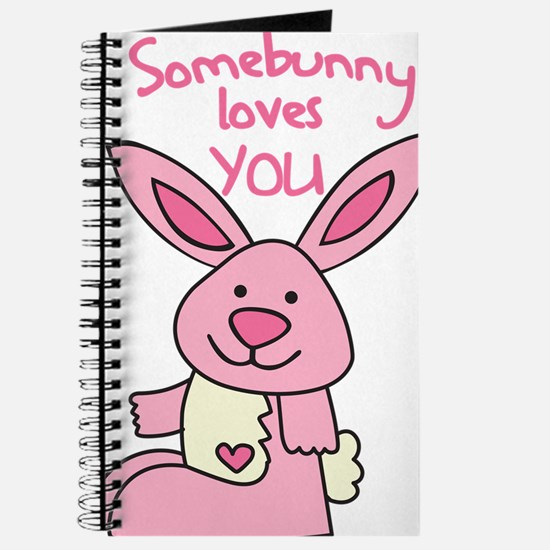Somebunny Loves You Journal