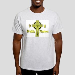 Celtic Nation. Light T-Shirt