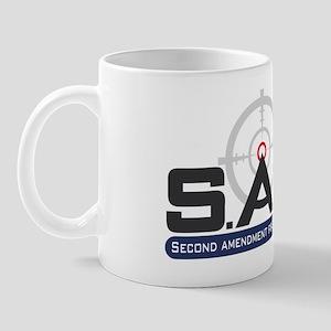 SAFT Color Logo Mug