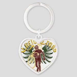 CC Soldier Heart Keychain