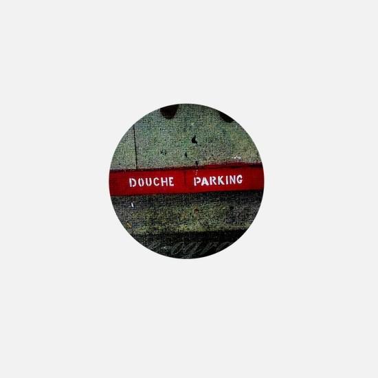 Douche Parcking Mini Button
