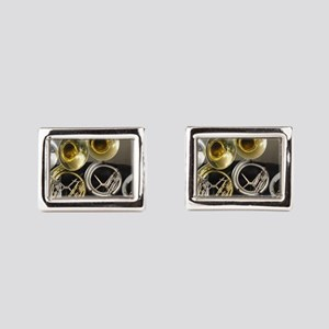 sousaphones-3 Cufflinks