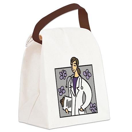 Medicine Canvas Lunch Bag