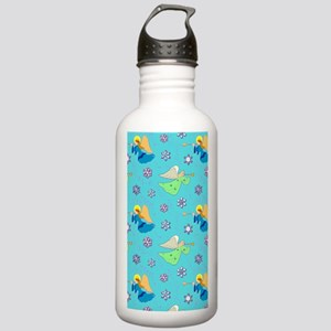 Angels in Blue – Snowf Stainless Water Bottle 1.0L