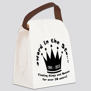sits 20 Canvas Lunch Bag